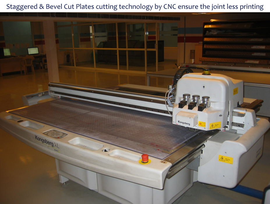 Digital Plate Cutting System